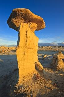 photo of Badlands Cap Rock Hoodoo