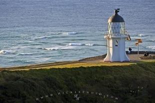 photo of Cape Reinga Lighthouse Scenery New Zealand