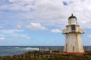 photo of Catlins Waipapa Lighthouse Southern Scenic Route