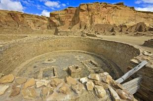 photo of Chaco Culture National Historic Park UNESCO World Heritage Site