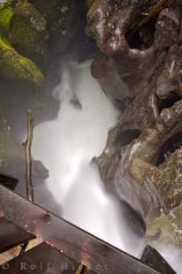 photo of Chasm Milford Sound Fiordland National Park New Zealand