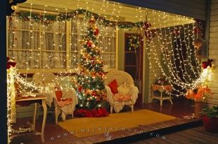 photo of Christmas Lights Display South Island