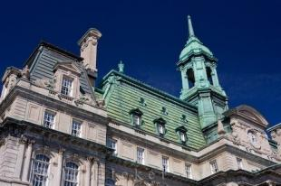 photo of City Hall Design Montreal Quebec Canada