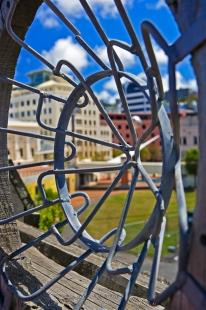 photo of City to Sea Bridge Wellington NZ