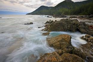 photo of Pacific Ocean Scenic Coastline Wave Action