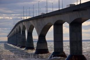 photo of Confederation Bridge Prince Edward Island