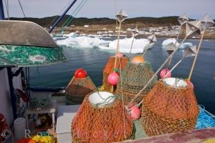 photo of Crab Pots Newfoundland