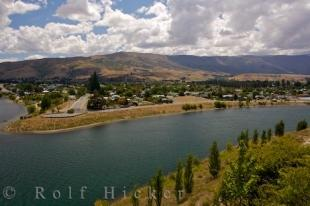 photo of Cromwell Town New Zealand
