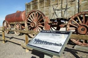 photo of Death Valley History