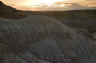 photo of Dinosaur Park Erosion Landscape