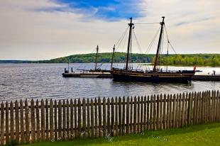 photo of Discovery Harbour Penetanguishene Bay