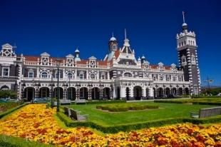 photo of Dunedin Railway Station Otago