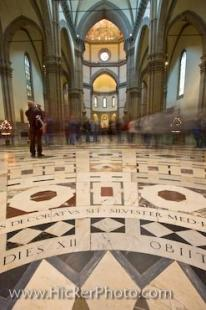 photo of Duomo Interior Florence City Italy Europe