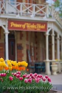 photo of Entranceway Flowers Prince Of Wales Hotel Ontario