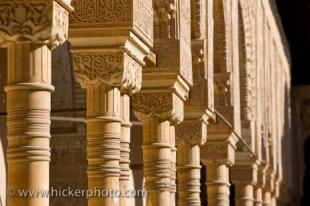 photo of Famous Architecture Alhambra City Of Granada Andalusia Spain