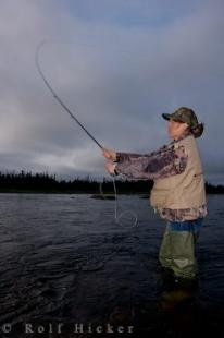 photo of Fly Fishing Paradise Salmon River Main Brook Newfoundland