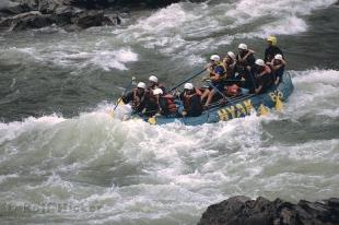 photo of Fraser River Rafting BC