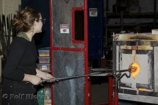 photo of Glass Blowing Picture