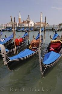 photo of Gondolas Grand Canal Historic Vencie Italy
