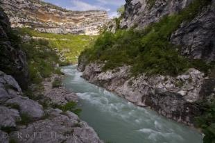 photo of Grand Canyon Du Verdon River Alpes De Haute Provence France