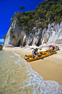 photo of Guided Kayak Tour Abel Tasman