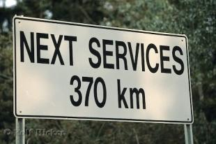 photo of Highway Sign Yukon
