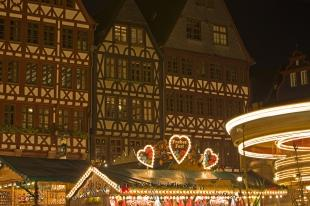photo of Historic Architecture Christmas Markets Scene