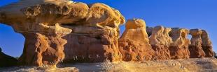 photo of Hoodoos Grand Staircase Escalante National Monument Utah
