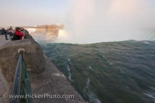 photo of Horseshoe Falls Crest Niagara Falls Ontario