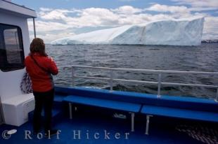 photo of Iceberg Boat Tour Newfoundland