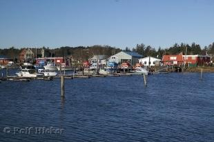 photo of Ilwaco Harbor