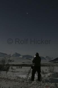 photo of Arctic Travel Vacations Night Photography