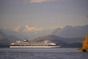 photo of Inside Passage Cruise Ship Picture