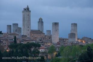 photo of Italian Vacation Destination Idea Tuscan Town