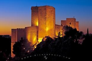 photo of Castillo De Santa Catalina Jaen Andalusia Spain