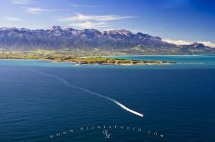 photo of Coastal Scenery Aerial Picture Kaikoura