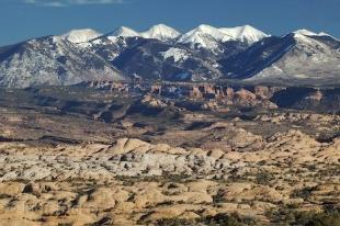 photo of Picture From The La Sal Mountains Viewpoint
