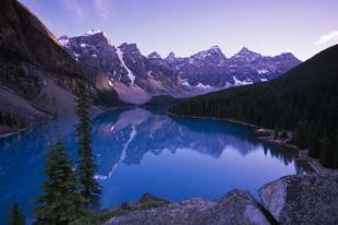 photo of Lake Moraine
