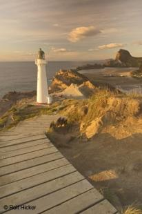 photo of New Zealand North Island Lighthouse