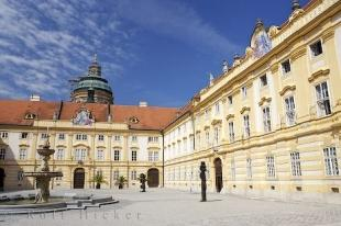 photo of Melk Benedictine Abbey Stift Monastery Wachau Valley Lower Austria