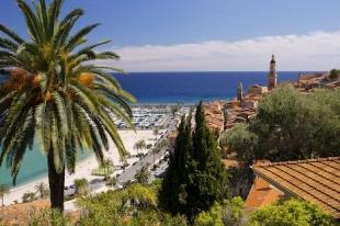 photo of Menton France