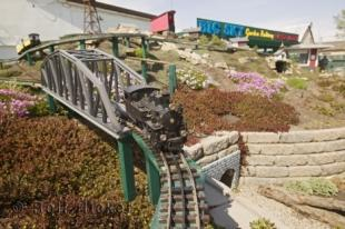 photo of model railway