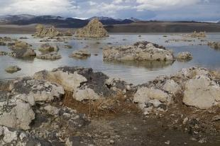 photo of Mono Lake Formations California