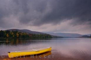 photo of Mont Tremblant Provincial Park Lake Quebec