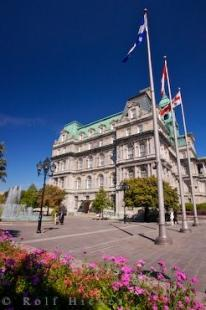 photo of Historic City Hall Building Montreal Canada