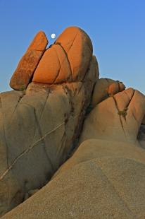 photo of Moon Rock Formations Joshua Tree National Park
