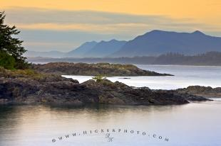 photo of Mountain Coastal Scenery Pacific Rim National Park