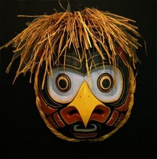 photo of Native American Masks