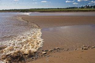 photo of Natural Phenomenon Tidal Bore Truro Nova Scotia