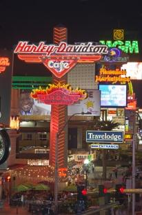 photo of Las Vegas Neon Lights Night